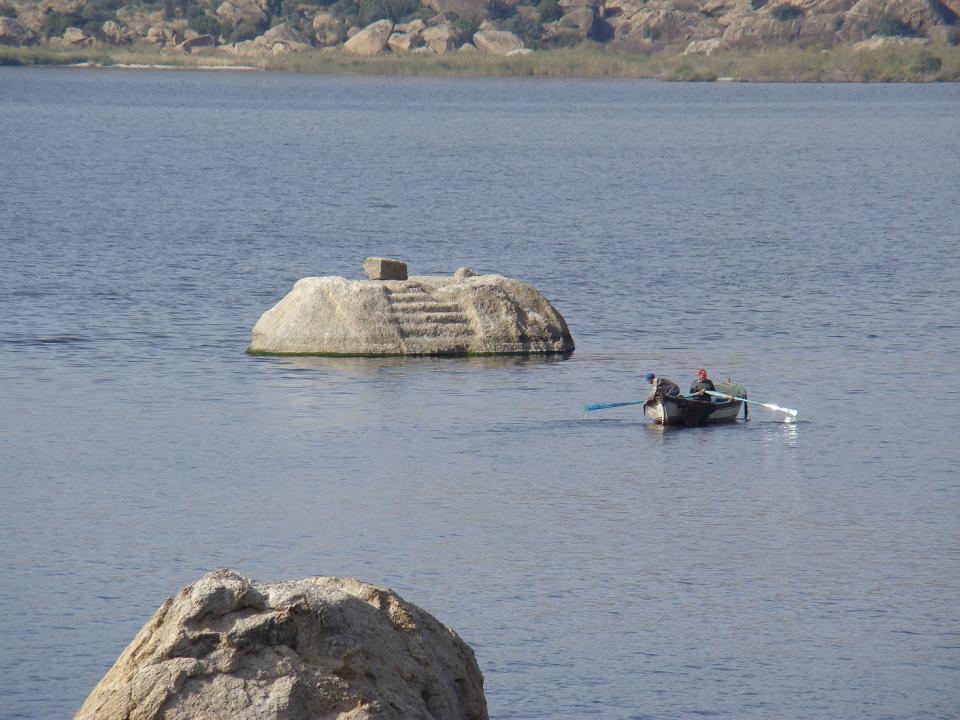 Bafa Gölü Balıkçıları
